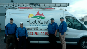 Heat Relief Heating & Cooling Portland, Oregeon