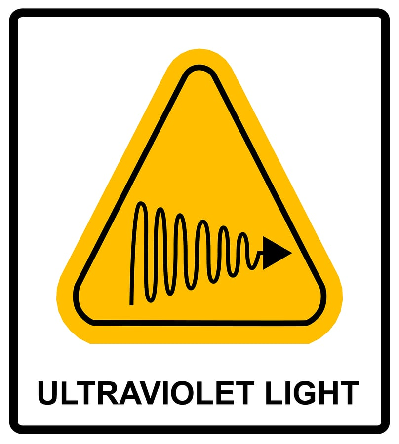 ultraviolet light