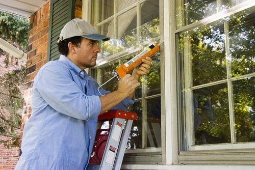 sealing for air leaks