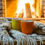 how a fireplace affects HVAC