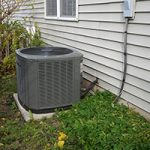 AC Unit at a Portland, OR home
