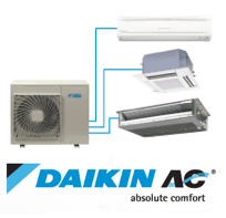 Daikin Ductless Mini Split System